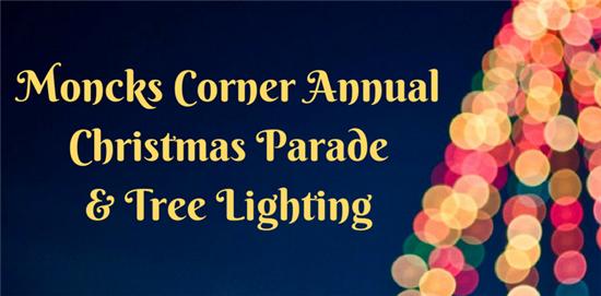 Moncks Corner Christmas Parade 2019 Upcoming Events   Annual Christmas Parade & Tree Lighting   12/2